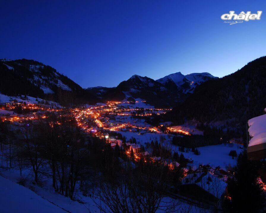 Station de ski Chatel en hiver - rent chatel apartment, housing chatel, chatel rent apartment, rent chalet chatel private person